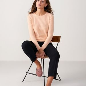 PURE Collection Cashmere Crew Neck Sweater